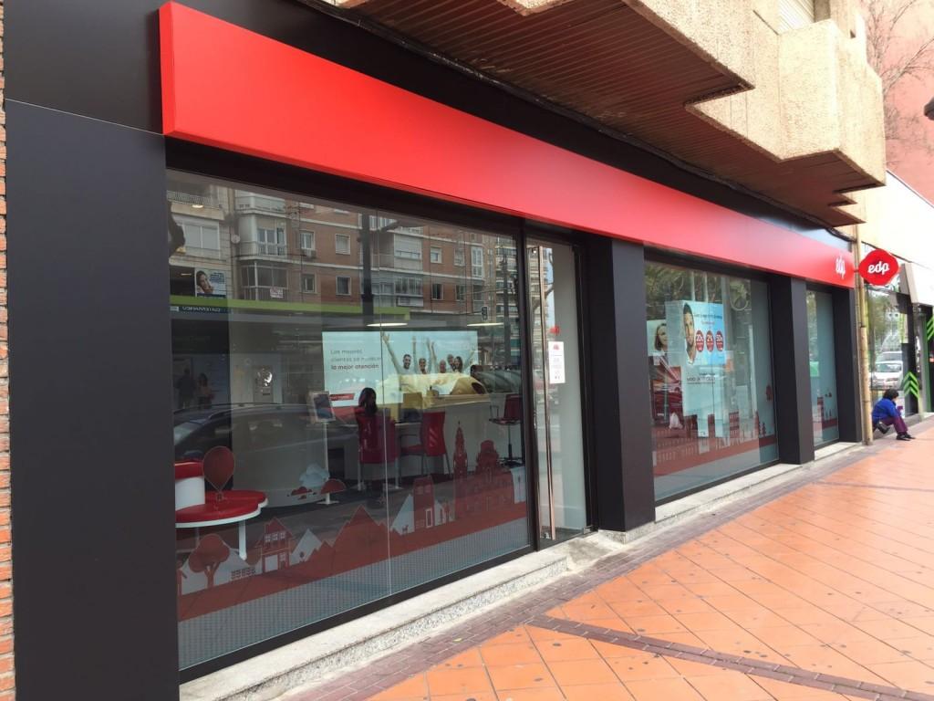 Oficinas EDP en Murcia