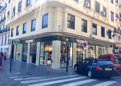 Tezenis en Valencia