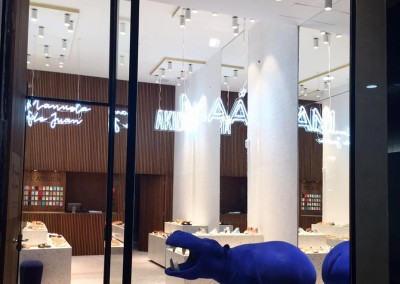 Tienda MAÁ en Madrid